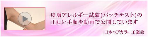 日本ヘアカラー工業会へようこそ きれいに、健康的に、安全にあなたらしいヘアカラーを楽しんでいただくために